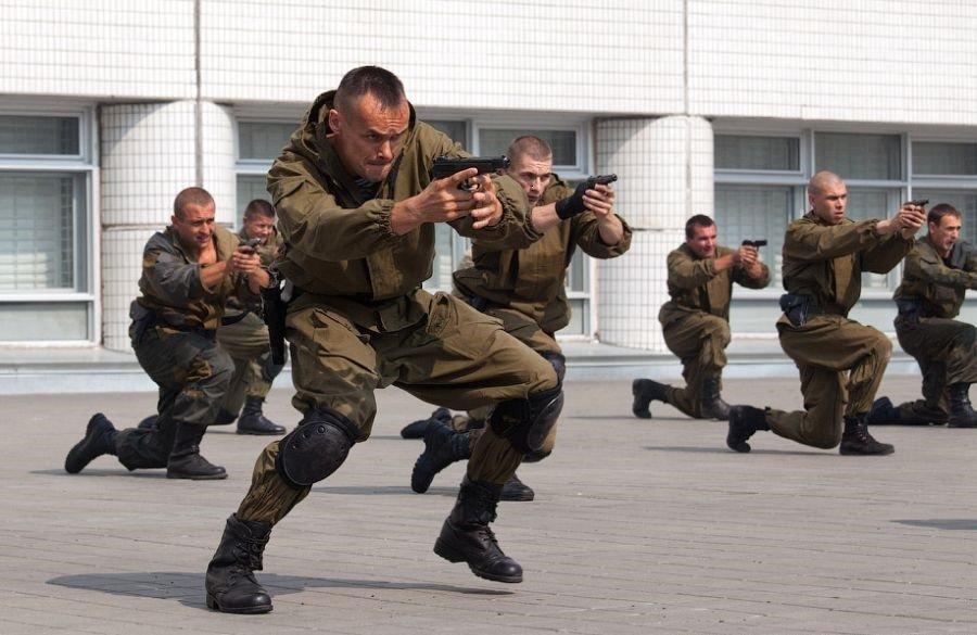 russian trening