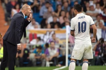 zidane-james