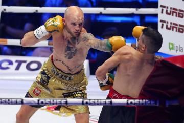 2017.06.24 Gdansk Ergo Arena Boks Gala Polsat Boxing Night 7 N/z Maciej Sulecki Foto Piotr Matusewicz / PressFocus